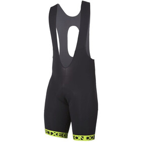 Etxeondo Orhi 19 Bib Shorts Men black-a. fluorescent